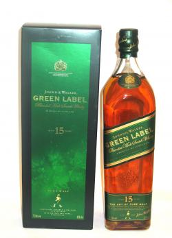 Johnnie Walker's Green Label