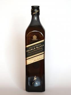 Johnny Walker Double Black Front side