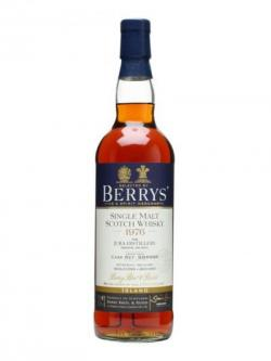 Jura 1976 / 35 Year Old / Cask #888 / Berry Brothers& Rudd Island Whisky