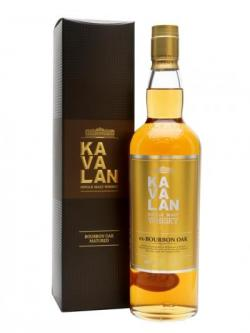Kavalan Bourbon Oak Taiwanese Single Malt Whisky