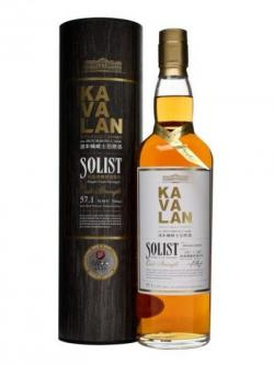 Kavalan Solist Bourbon Taiwanese Single Malt Whisky