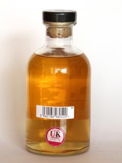 A photo of the back side of a bottle of Kh1