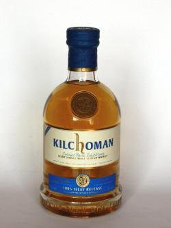 Kilchoman 100% Islay - 2nd Edition Front side