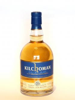 Kilchoman 2007 The Whisky Show 2010 Front side