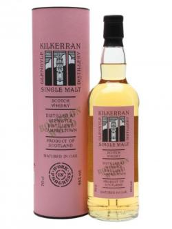 Kilkerran Work in Progress 6 / Bourbon Wood Campbeltown Whisky