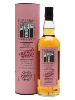 Kilkerran Work in Progress 6 / Sherry Wood Campbeltown Whisky