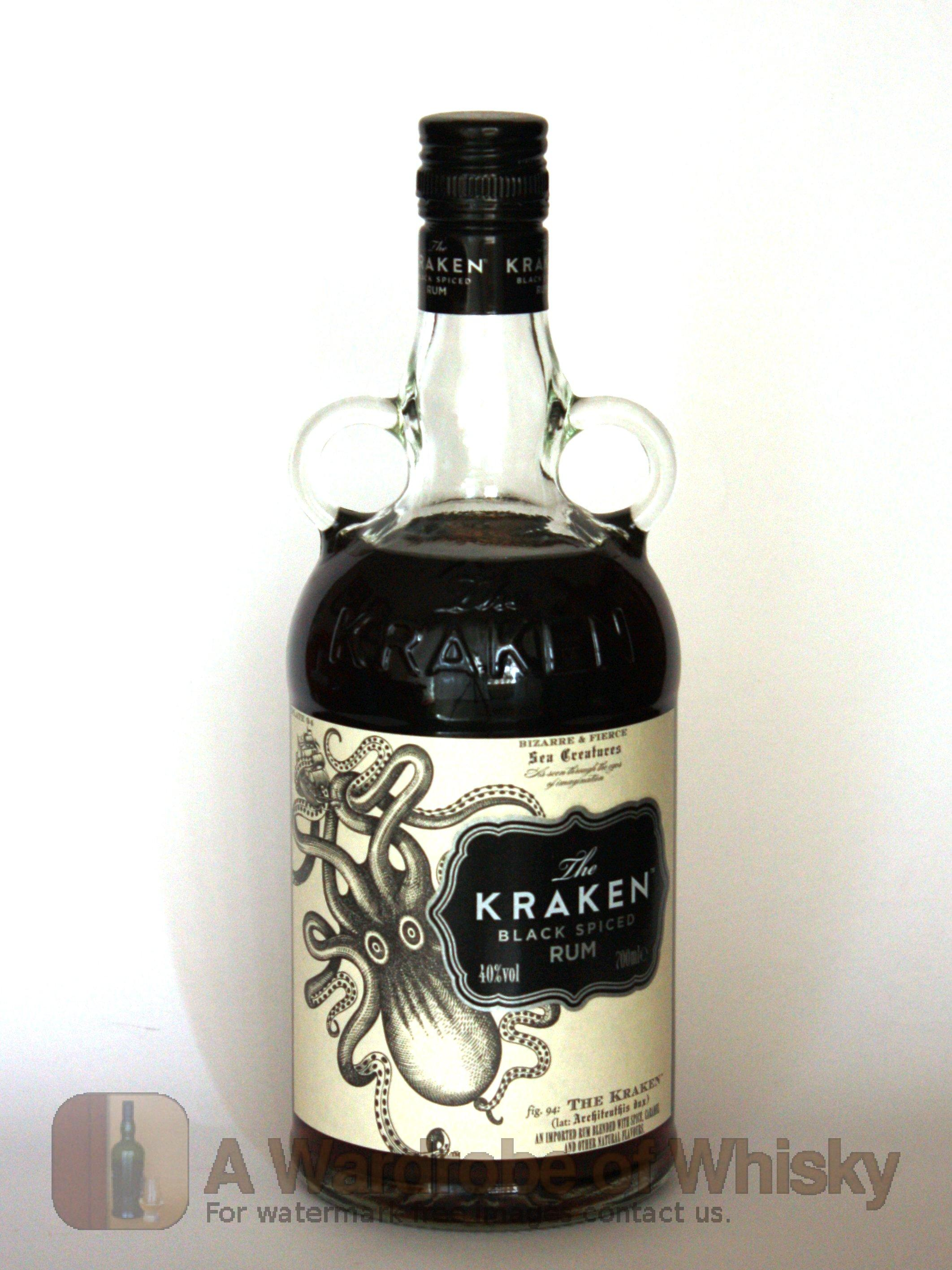 Buy kraken black spiced rum rum other rums whisky - Kraken rum pictures ...