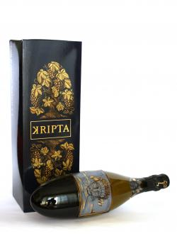 A bottle of Kripta