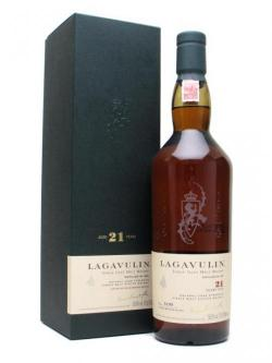 Lagavulin 21 Year Old / Sherry Cask Islay Single Malt Scotch Whisky