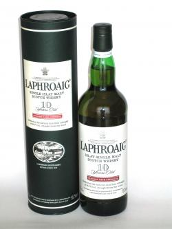 Laphroaig 10 year Original Cask Strength