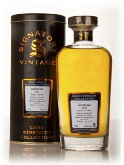 Laphroaig 16 Year Old 1995 Cask 44 - Cask Strength Collection (Signatory)