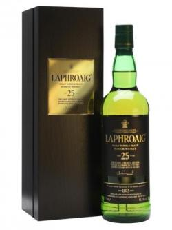 Laphroaig 25 Year Old / Cask Strength / Bot.2013 Islay Whisky