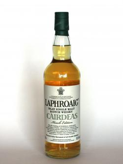 Laphroaig Cairdeas Ileach Edition Front side