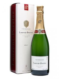 Laurent Perrier Brut NV Champagne / Gift Box