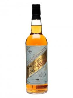 Ledaig 7 Year Old / TWE Retro Label Island Single Malt Scotch Whisky