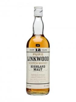 Linkwood 12 Year Old / Bot.1970s Speyside Single Malt Scotch Whisky