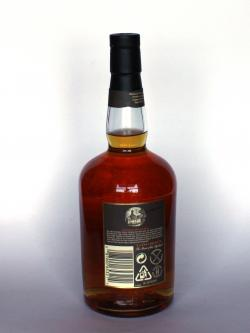 Longmorn 15 Year Old Speyside Single Malt Scotch Whisky Back side