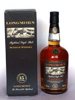 Longmorn 15 Year Old Speyside Single Malt Scotch Whisky