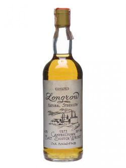 Longrow 1973 Natural Strength / Bot.1985 / Samaroli Campbeltown Whisky