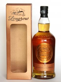 A bottle of Longrow 2001 / 11 Year Old / Rundlets& Kilderkins Campbeltown Whisky