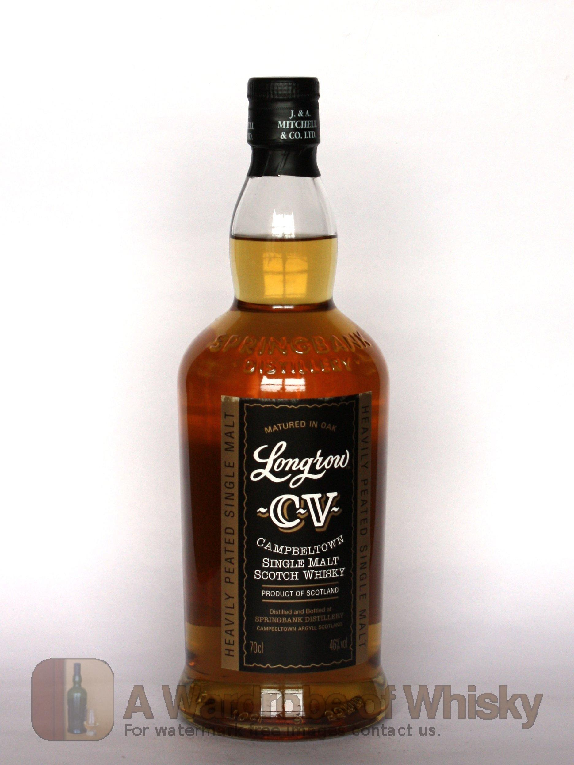 buy longrow cv single malt whisky