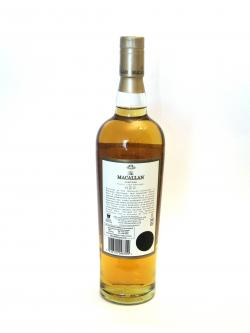 Macallan 10 year Fine Oak Back side