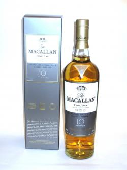 Macallan 10 year Fine Oak