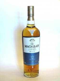 Macallan 12 year Fine Oak Front side