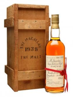 Macallan 1938 / Bot.1981 Speyside Single Malt Scotch Whisky