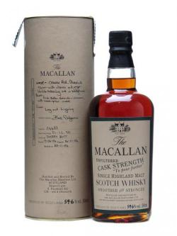 Macallan 1990 / 13 Year Old / ESC 6 / Sherry Cask Speyside W