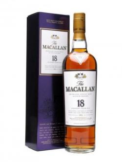 Macallan 1991 / 18 Year Old / Sherry Oak Speyside Whisky