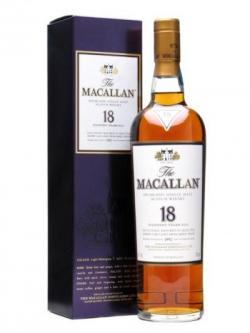 Macallan 1992 / 18 Year Old / Sherry Oak Speyside Whisky