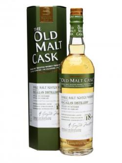 Macallan 1993 / 18 Year Old / Cask #8210 Speyside Whisky