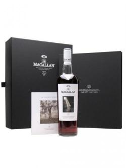 Macallan 20 Year Old / Masters of Photography Albert Watson Speyside Whisky