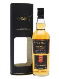 Macallan 2005 / Bot.2014 / Speymalt Speyside Single Malt Scotch Whisky