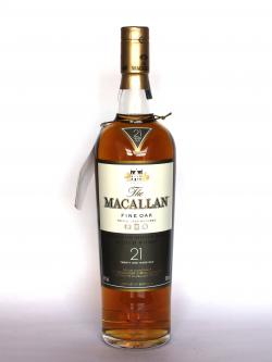 Macallan 21 year Fine Oak Front side