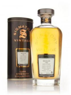 Macallan 22 Year Old 1988 Cask 4952
