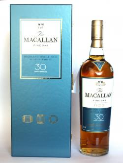 Macallan 30 year Fine Oak