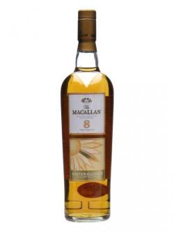 Macallan 8 Year Old / Easter Elchies Summer Bottling Speyside Whisky