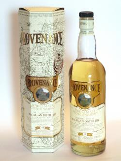 Macallan 9 year Old McGibbon's Provenance