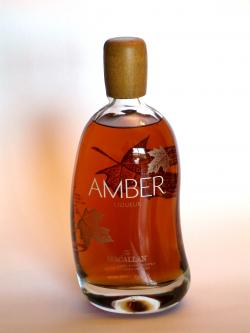 Macallan Amber Liqueur Front side