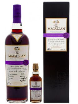 Macallan Elchies Cask Selection 2011