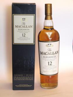 Macallan Elegancia 12 year