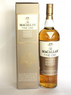 Macallan Fine Oak Whisky Maker's Selection