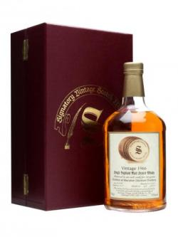Macallan Glenlivet 1966 / 30 Year Old / Cask #4185 Speyside Whisky