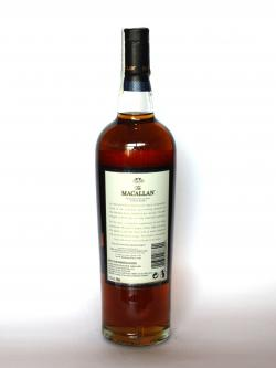 Macallan The 1824 Collection Estate Reserve Back side