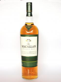 Macallan The 1824 Collection Select Oak Front side