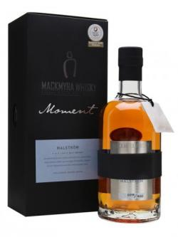 Mackmyra Malstrom Swedish Single Malt Whisky