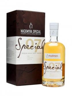 Mackmyra Special 07 / Hope Swedish Single Malt Scotch Whisky