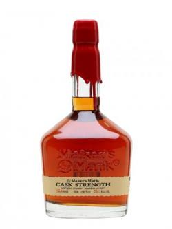 Maker's Mark Cask Strength Kentucky Straight Bourbon Whisky